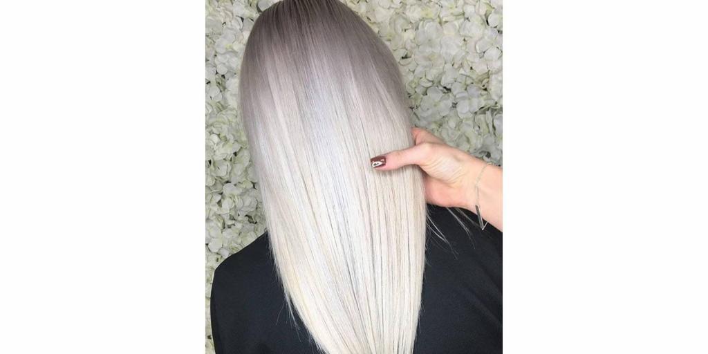 краска гарньер пепельный блонд