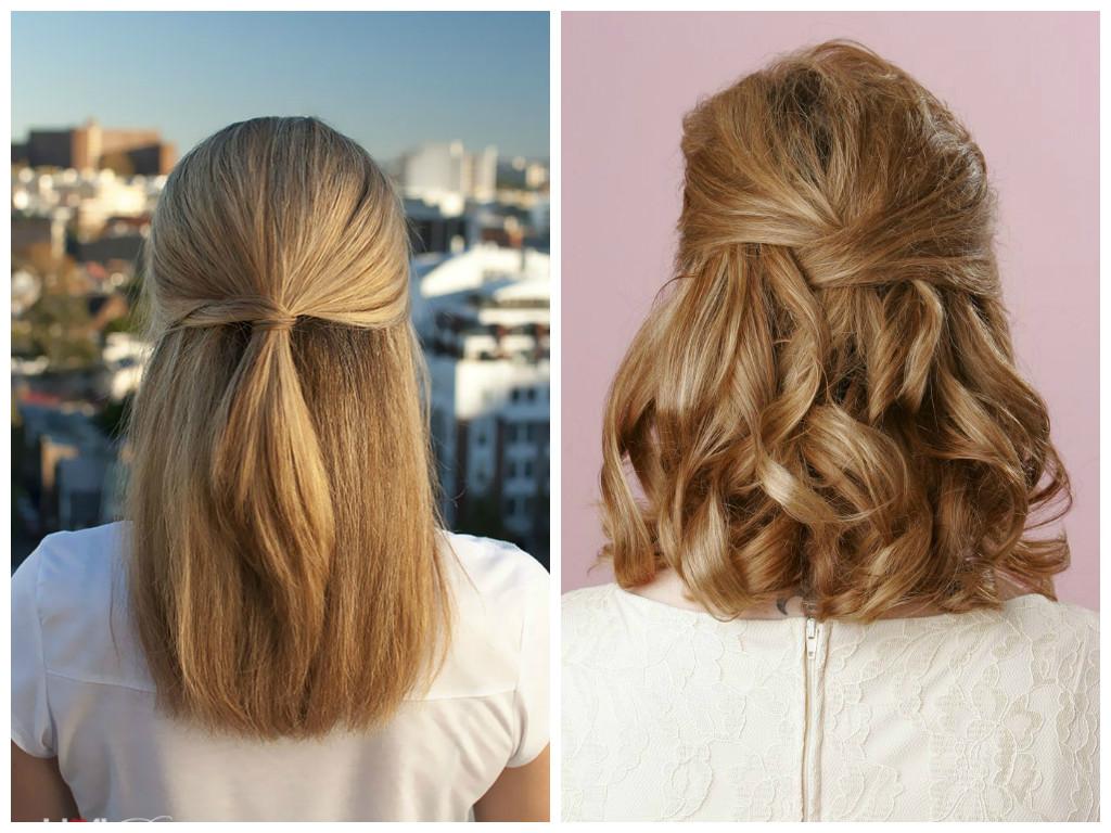 Идеи причесок на средние волосы. Названия женских причесок