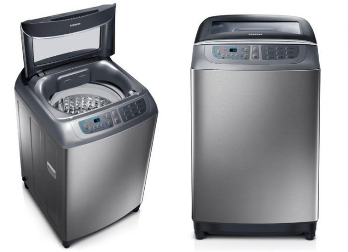 коды ошибок стиральных машин samsung