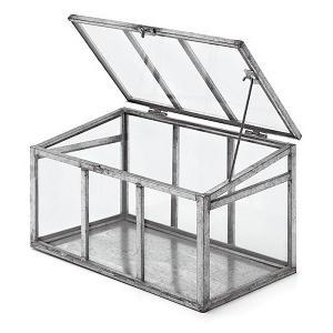 Теплицы из стекла