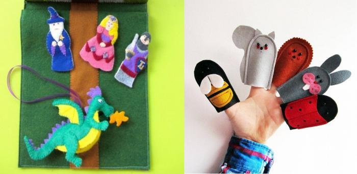 сделать кукольный театр своими руками