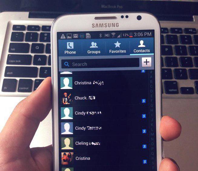 как перенести контакты с андроида на андроид если не работает экран