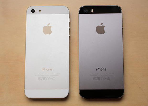 iphone 5s разрешение экрана