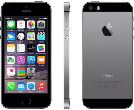 разрешение экрана iphone 5s