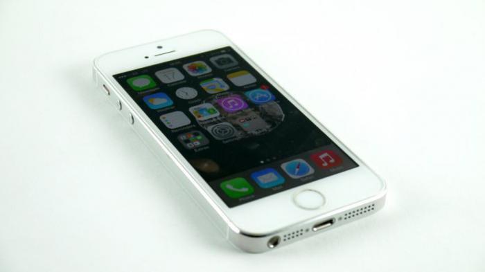 apple iphone 5s экран