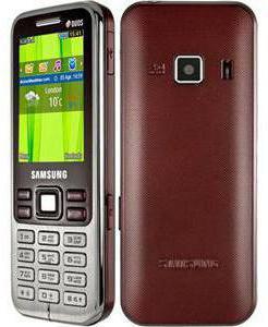 Samsung 3322 Duos инструкция