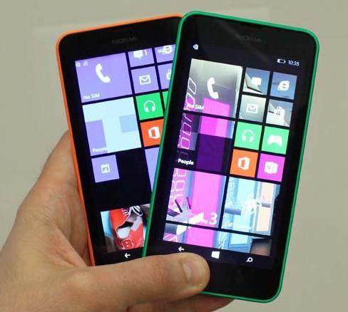 nokia lumia 635 обзор