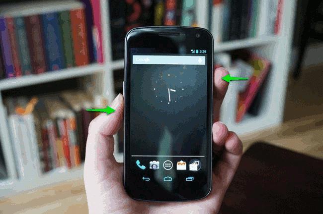как на телефоне fly сделать скриншот экрана