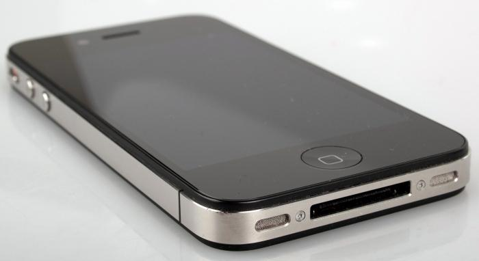 Прошивка на айфон 4s