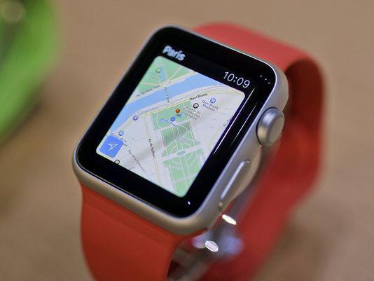 Что такое apple watch