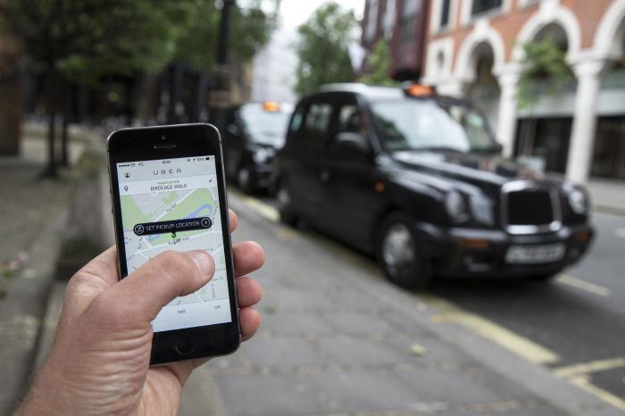 Uber отзывы