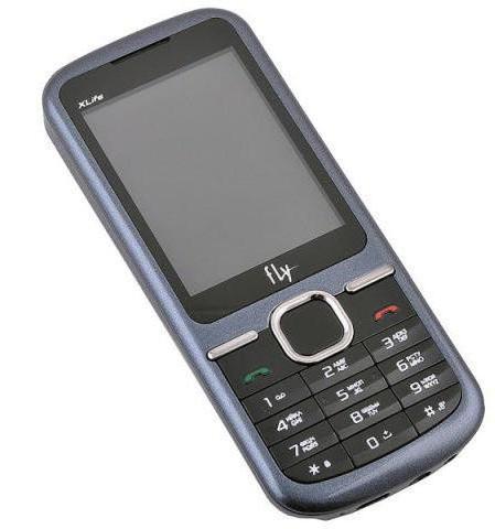 Телефон Fly DS123: свойства, настройка, отзывы