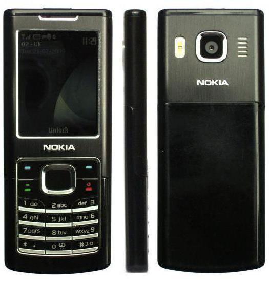 Мобильник «Нокиа 6500» (Nokia): обзор, свойства, отзывы