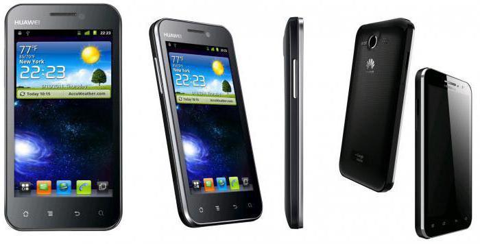 Обзор Android-смартфона Huawei U8860 Honour: технические свойства…