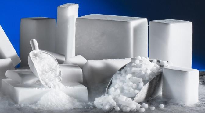 Сухой лед сделать своими руками