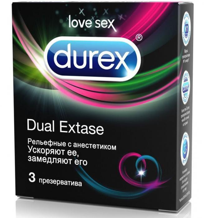 """Презервативы """"Дюрекс Дуал Экстаз"""". Отзывы покупателей"""