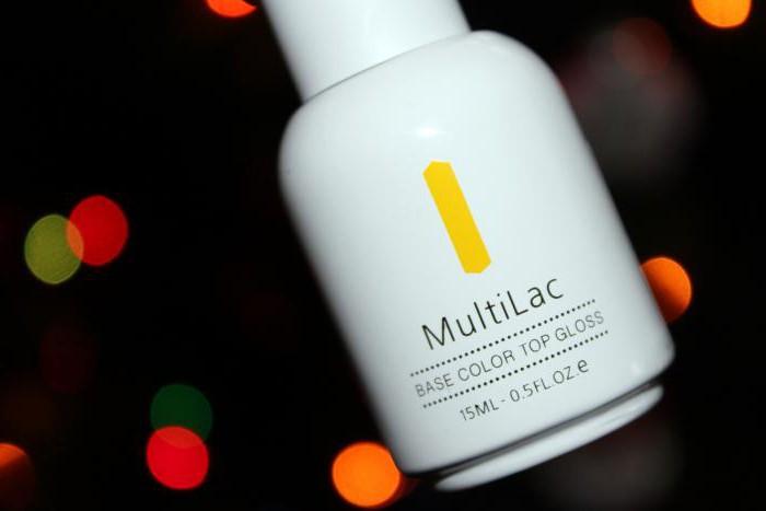 гель лак для ногтей runail multilac отзывы покупателей