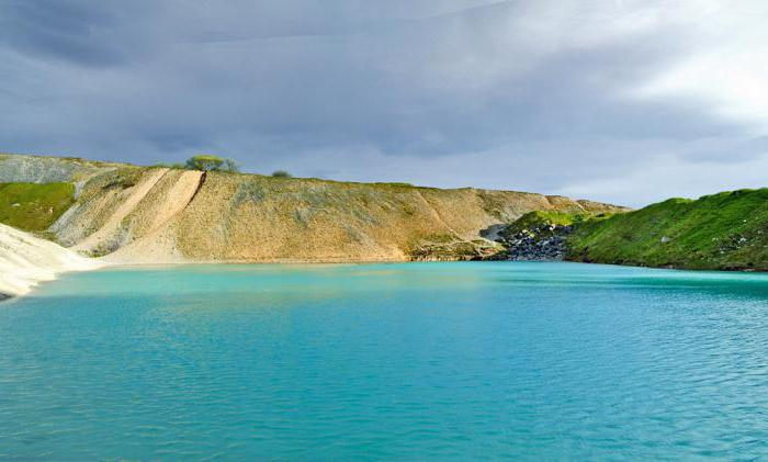 голубые озера тульская область суворовский район