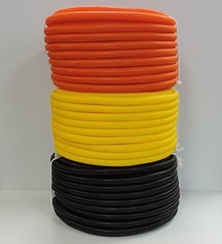 Размеры гофры для кабеля