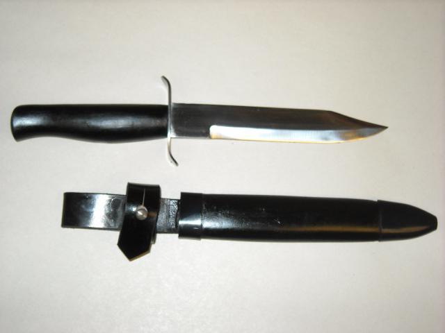 НР-40 нож разведчика чертеж