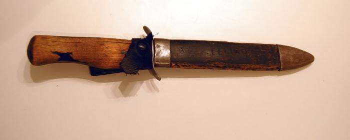 нож армейский образца 1940 года НР-40