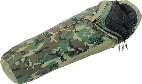 армейские спальные мешки