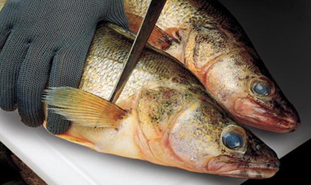 сонник разделка рыбы