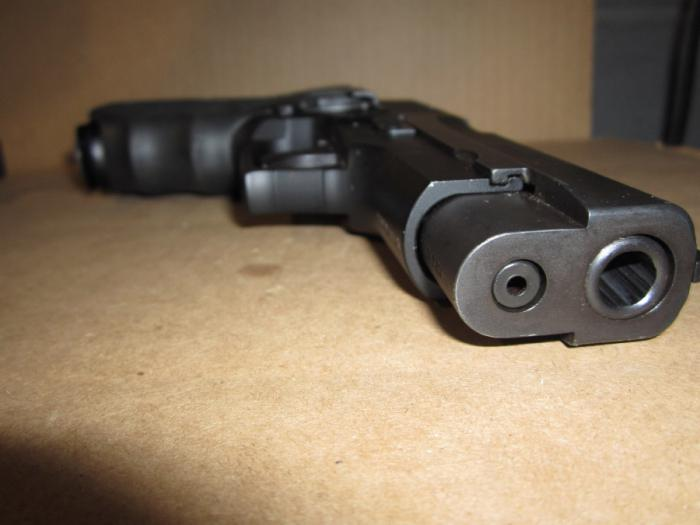пистолет люгер парабелум