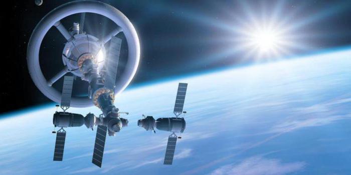 искусственная гравитация в космосе