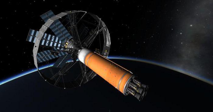 искусственная гравитация на космической станции