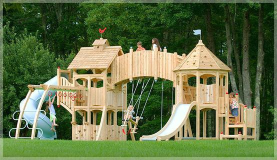 большие деревянные игрушки