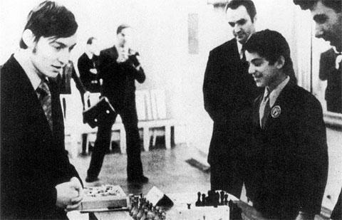 каспаров шахматист