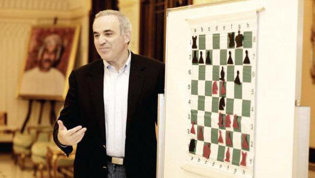 имя шахматиста каспарова