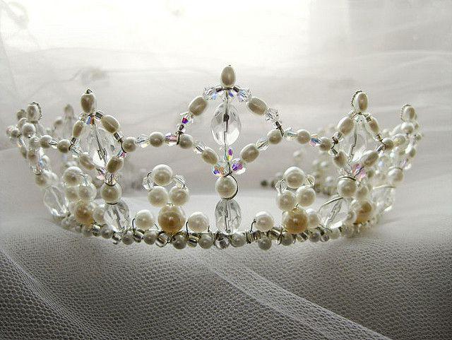 корона из бисера своими руками