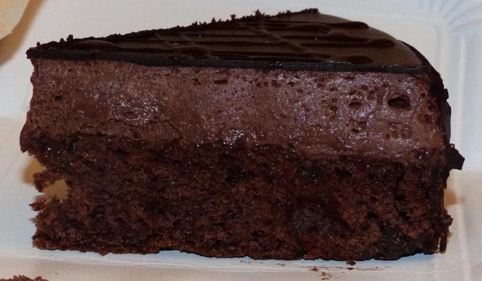 Пражский торт пошаговый рецепт со сгущенкой 24