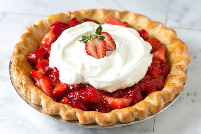 открытый пирог рецепт с фото