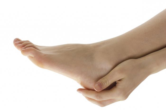 лечение шпоры на пятках причины