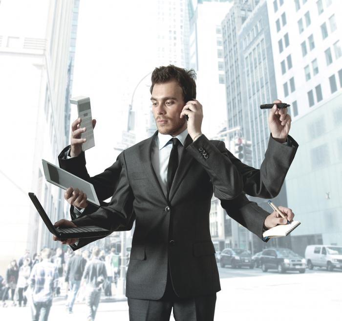 Обязанности менеджера по корпоративным продажам