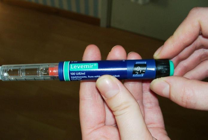 Как сделать инсулин шприц ручкой
