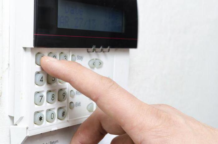 сигнализация для дома с оповещением по телефону