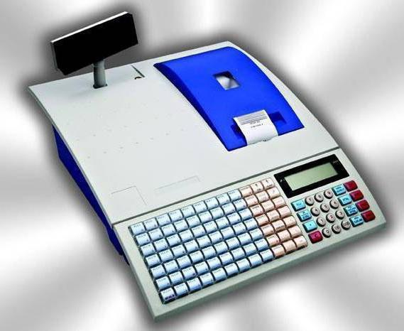 фискальный регистратор штрих