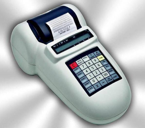 фискальный регистратор 1с