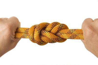 как вязать узлы булинь