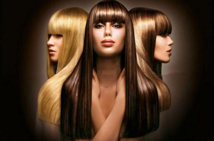 3d окрашивание волос технология