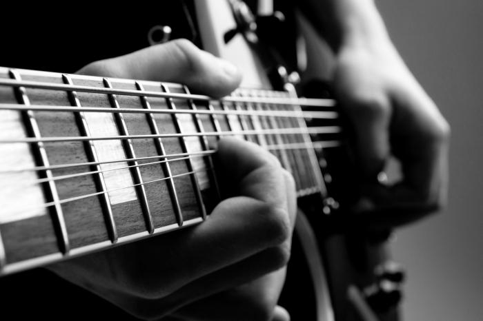 Виды гитарного боя