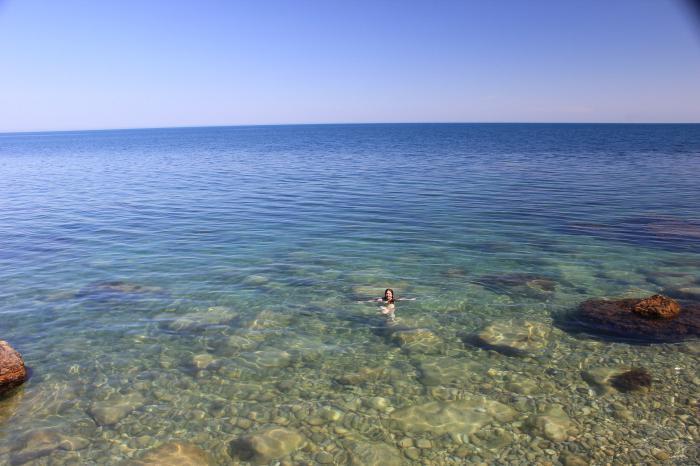 поселок Рыбачье Крым