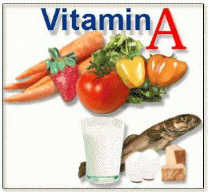 Продукты с витаминами а и е