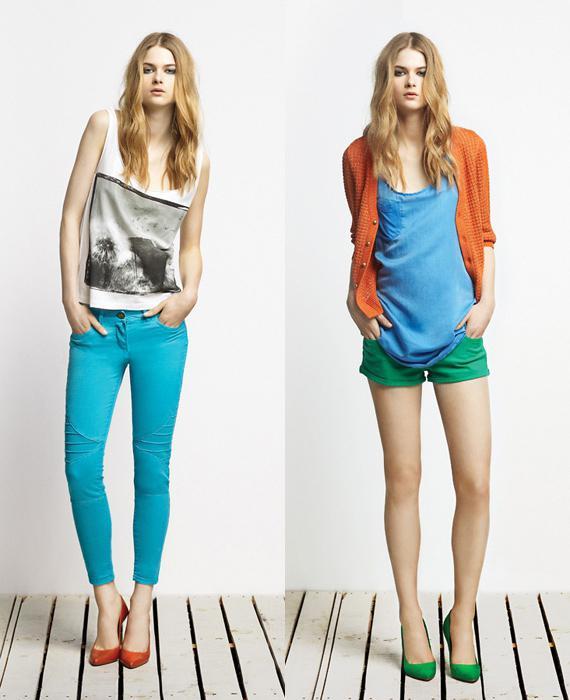 Известные бренды женской одежды