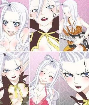 персонажи аниме