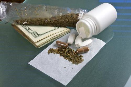 Статья за наркотики